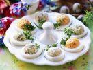 Österliche Eier mit Füllung Rezept