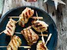 Gefüllte Schnitzelröllchen mit Paprika und Pecorino Rezept