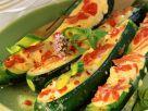 Gefüllte Zucchini mit Kochschinken Rezept