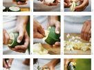 Gefüllte Zucchini zubereiten Rezept