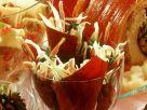 Gefülltes Tomatenbrot Rezept