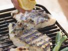 Gegrillte Fischfilets mit Zitrone Rezept