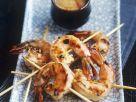 Gegrillte Garnelen auf indonesische Art Rezept