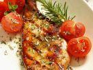 Gegrillter Schwertfisch mit Tomaten Rezept