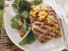 Gegrilltes Fischfilet mit Mangosalsa Rezept