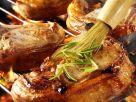 Gegrilltes Schweinekotelett Rezept