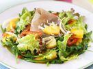 Gemischter Salat mit Schinken Rezept