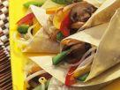 Gemüse-Enchiladas Rezept