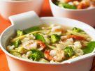 Gemüse-Garnelen-Suppe auf Thai-Art Rezept