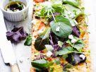 Gemüse-Lachs-Tarte Rezept