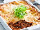 Gemüse-Lasagne mit Aubergine und Linsen Rezept