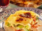 Brokkoli-Tomaten-Lasagne Rezept