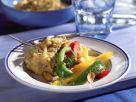 Gemüse-Parmesan-Kartoffelpüree mit Paprika Rezept