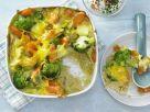 Gemüse-Reis-Auflauf Rezept