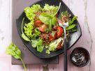 Gemüse-Reis-Salat Rezept