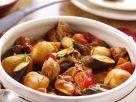 Gemüse-Rindergulasch Rezept