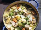 Gemüse-Rindfleisch-Eintopf (Pichelsteiner) Rezept