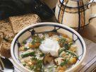 Gemüse-Steinpilz-Topf mit Perlgraupen Rezept