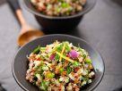 Gemüse-Taboule mit Quinoa Rezept
