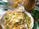 Gemüse-Vollkornspaghetti Rezept
