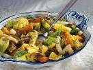 Gemüseeintopf mit gemischtem Fleisch Rezept
