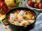 Gemüseeintopf mit Karpfen Rezept