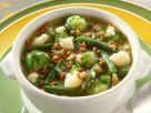 Gemüseeintopf mit Weizen Rezept