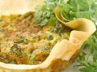 Gemüseküchlein mit Kräutern Rezept