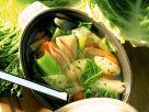 Gemüsesuppe nach Hausfrauenart Rezept