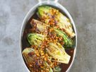 Geschmorte Salatherzen Rezept