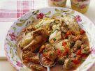 Geschmortes Fleisch mit Gemüse Rezept