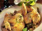 Geschmortes Hähnchen in Soße Rezept