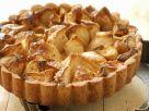 Gesunder Apfelkuchen mit Mürbeteig Rezept