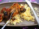 Gewürz-Hähnchen mit Couscous Rezept