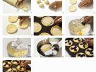 Glasierte Apfeltaschen Rezept