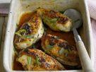 Glasiertes Hähnchen mit Honig Rezept