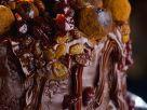 Glasiertes Kuchen mit Rosinen Rezept