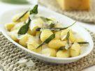 Gnocchi mit Salbei und Parmesan Rezept