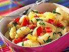 Gnocchi-Salat Rezept