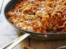 Gratinierte Spaghetti Bolognese Rezept