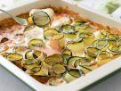 Gratinierte Zucchiniröllchen für den Thermomix Rezept