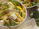 Griechischer Nudelsalat Rezept