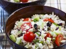 Griechischer Reissalat Rezept