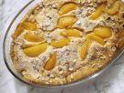 Grießauflauf mit Karamell und Aprikosen Rezept