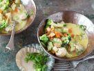 Grünes Curry mit Gemüse Rezept