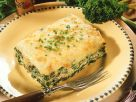 Grünkohl-Lasagne mit Putenspeck Rezept