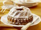 Gugelhupf aus Kastanien-Nuss-Teig Rezept