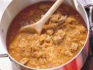 Gulasch mit Kraut Rezept