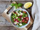 Gurken-Radieschen-Tomaten-Salat Rezept