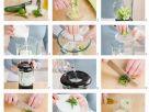 Gurkensuppe; kalt zubereiten Rezept